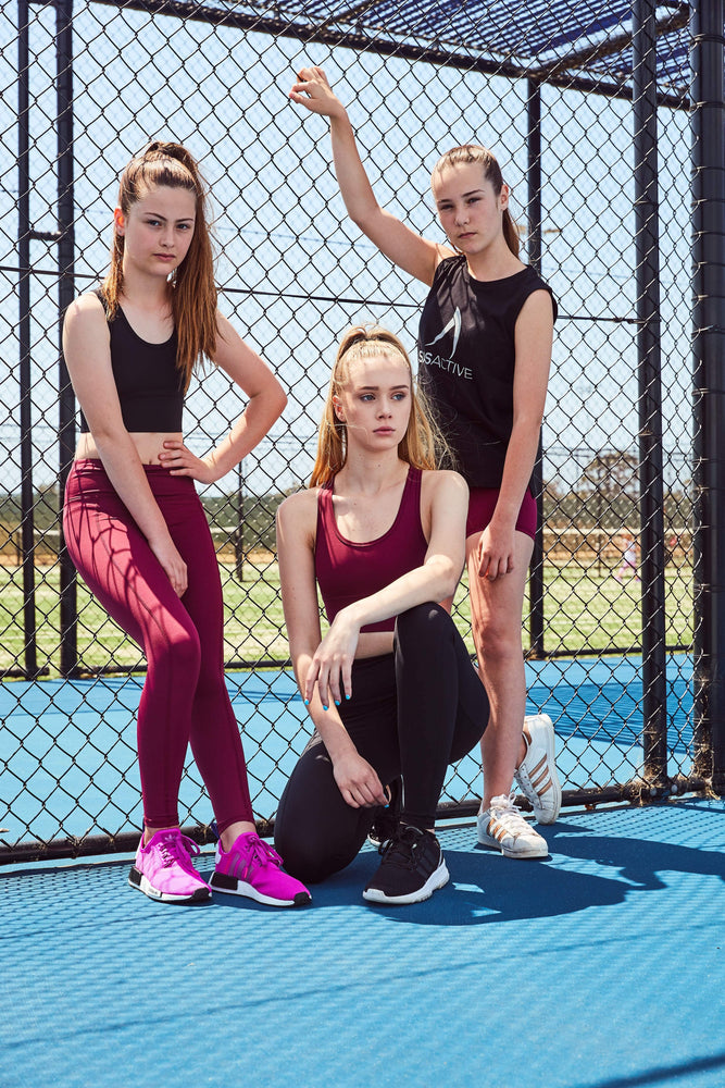 maroon+red+school+sport+uniforms+girls+leggings+boys+tights+compression+tennis+monkey+bar+shorts+cheer+shorts+3/4+lengh+Teamwear+customised+personalised+netball