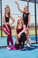 black navy maroon green long school sport uniforms girls leggings boys tights compression tennis monkey bar shorts cheer shorts 3/4 length Teamwear customised kids activewear