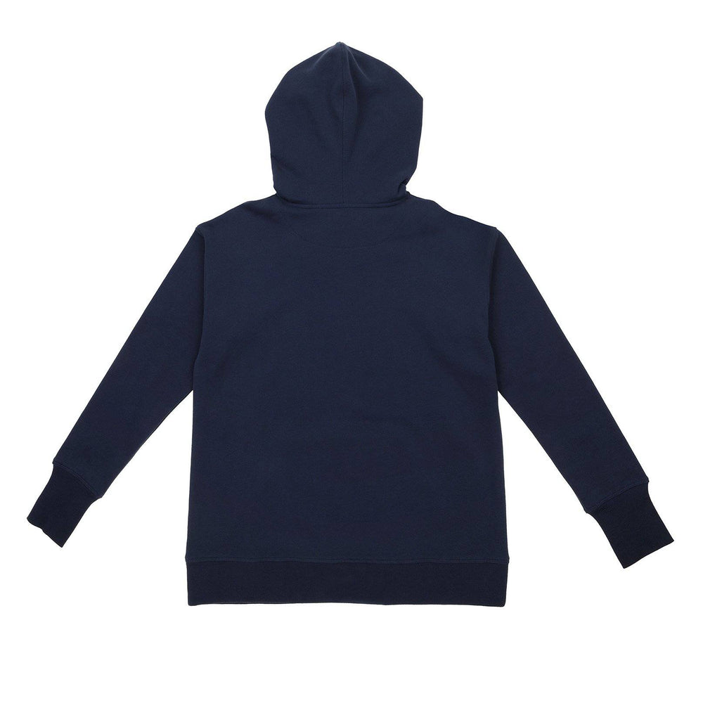 Oversized Super-Soft Hoodie - NAVY