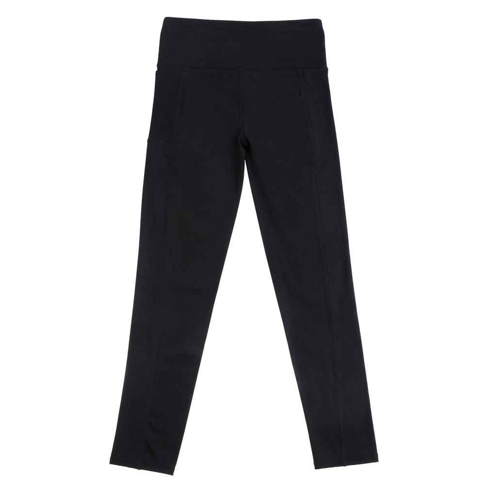 school uniform activewear leggings black sport leggings