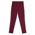 Fearless-Flex Long Legging - MAROON