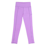 SASACTIVE Fearless-Flex Long Leggings - AFRICAN VIOLET