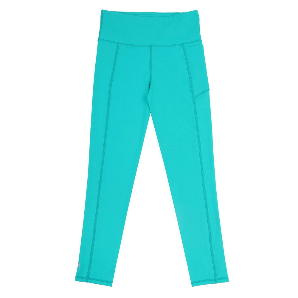 teal neon pink long school sport uniforms girls leggings boys tights compression tennis monkey bar shorts cheer shorts 3/4 length Teamwear customised
