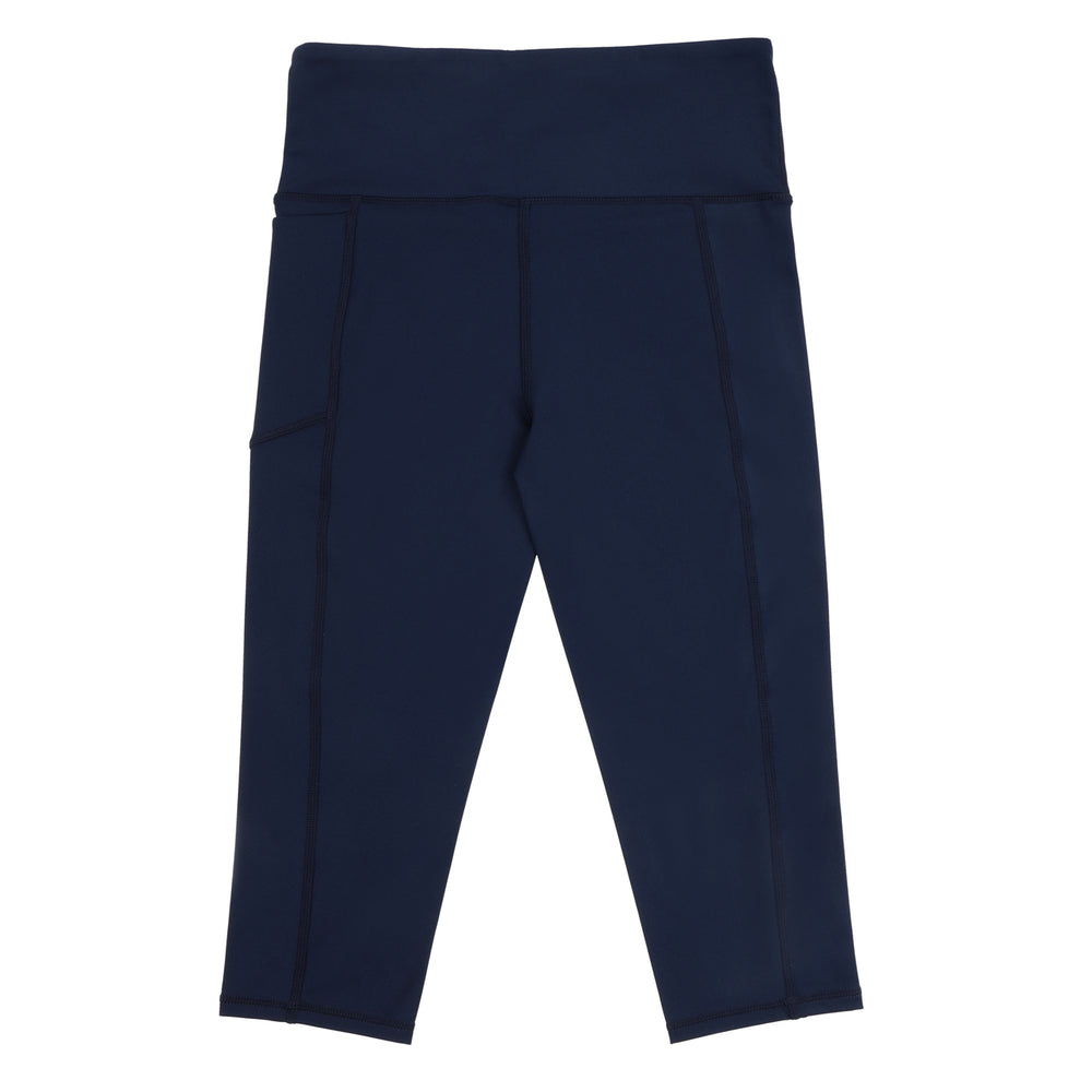 school uniform activewear 3/4 leggings navy sport leggings