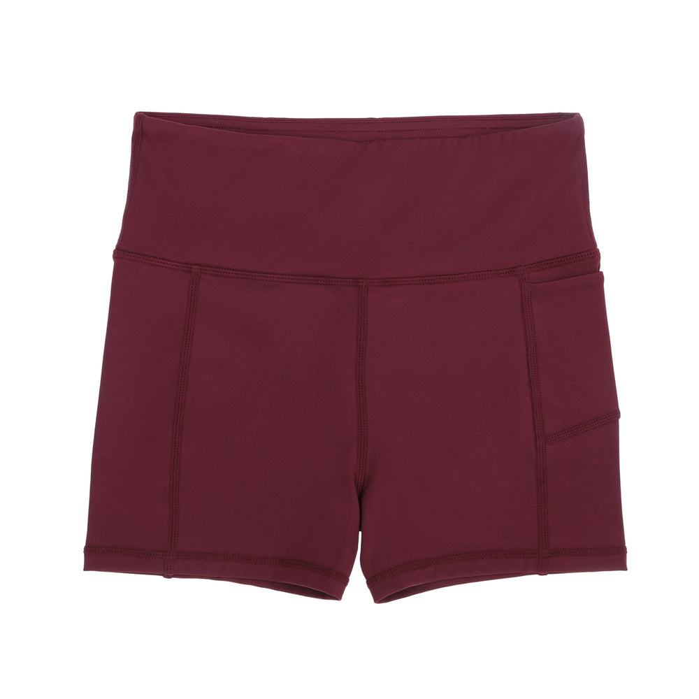 Empower-Flex Short - MAROON