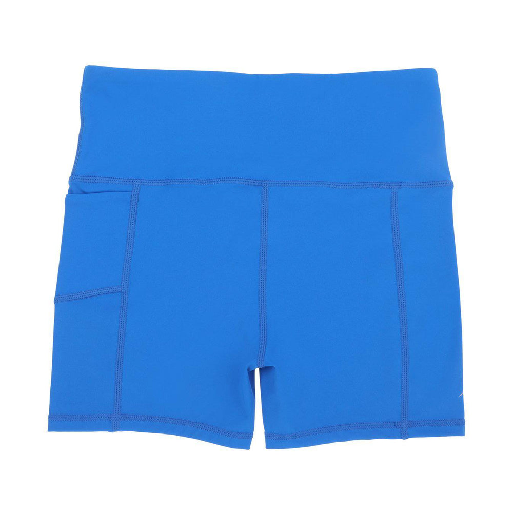cobolt blue royal school sport uniforms girls leggings boys tights compression tennis monkey bar shorts cheer shorts 3/4 length Teamwear customised