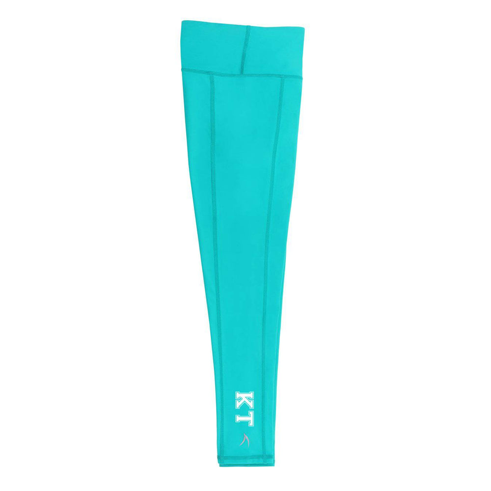 SASACTIVE Fearless-Flex Long Legging - TEAL