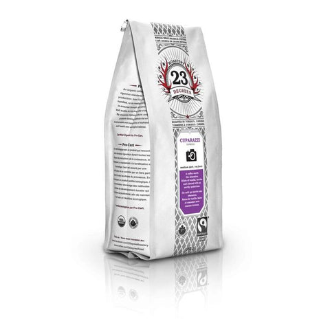 23 Degrees Roastery, Cuparazzi Coffee Beans (350g)