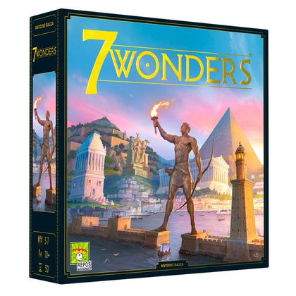 7 Wonders: The Civilization Building Game