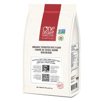 One Degree, Organic Sprouted Rye Flour (907g)
