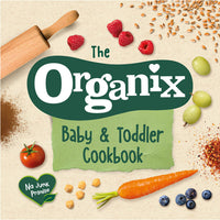 The Organix Baby & Toddler Cookbook (Hardcover, 128 Pages)