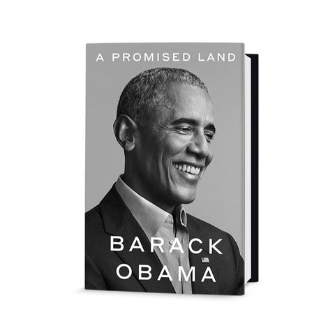 A Promised Land by Barack Obama (Hardcover, 768 Pages)