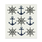 Abbott, The Amazing Swedish Dishcloth | Anchor (Set of 2)