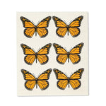 Abbott, The Amazing Swedish Dishcloth | Monarch Butterfly (Set of 2)
