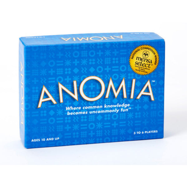 Anomia: A Fast Paced Card Game