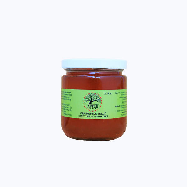 Appleflats, Crabapple Jelly (250mL)