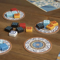 Azul, A Mesmerizing Tile Board Game