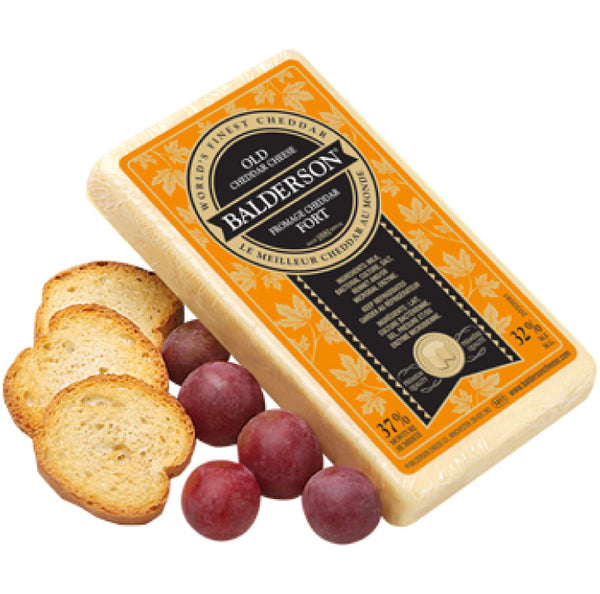 Balderson Cheese, Old White Cheddar (280g)