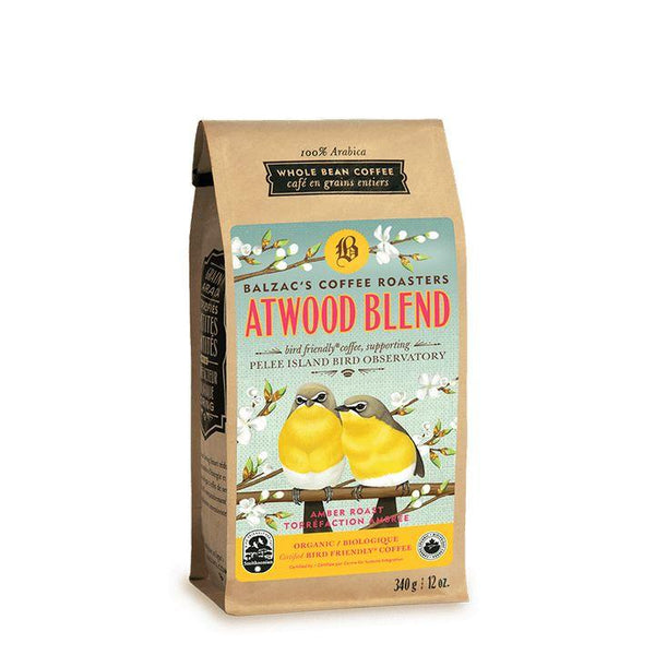 Balzac's Coffee Roasters, Atwood Blend Coffee Beans (340g)