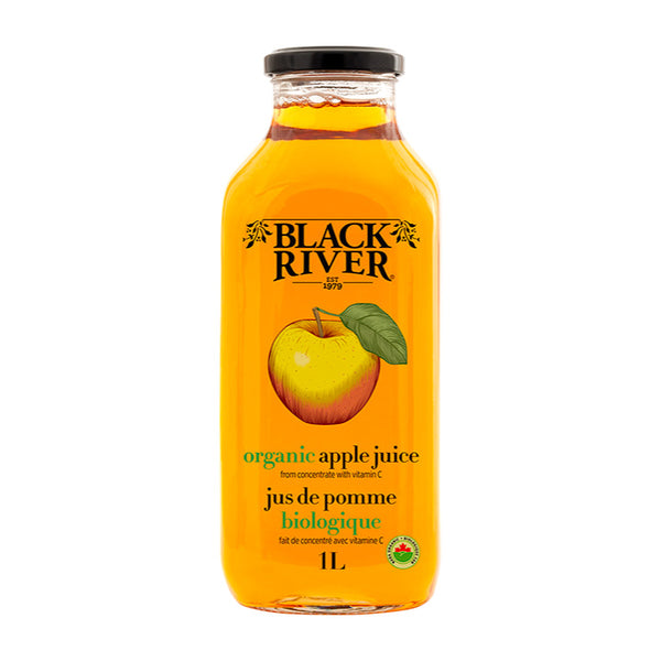 Black River, Organic Apple Juice (1L)