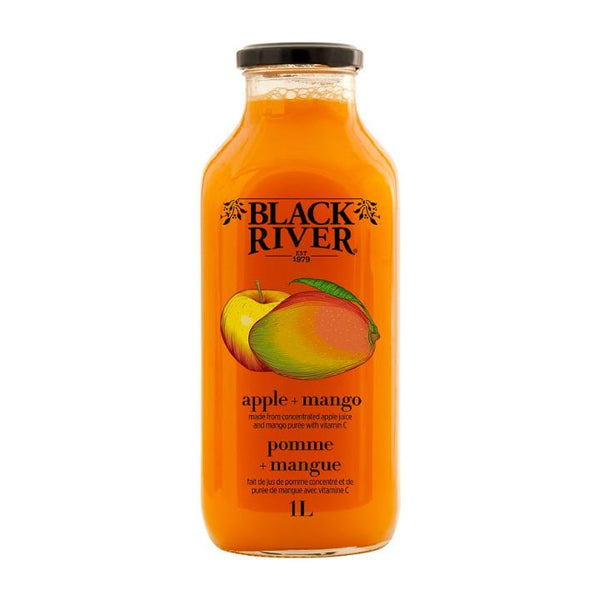 Black River, Organic Apple + Mango Juice (1L)