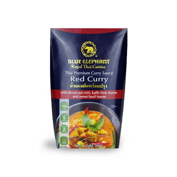 Blue Elephant, Red Curry Sauce (300g)