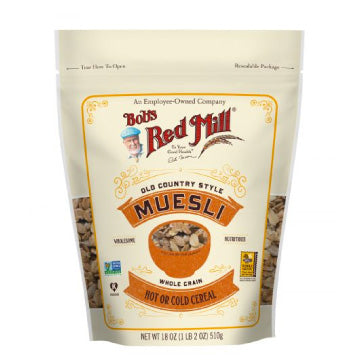 Bob's Red Mill, Old Country Style Muesli (510g)