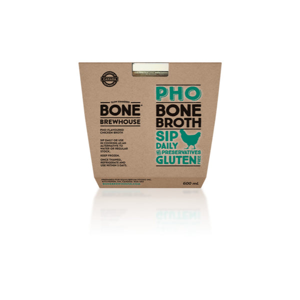 Bone Brewhouse, Pho (Chicken) Bone Broth (600mL)
