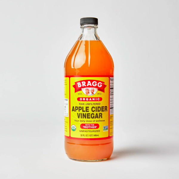 Bragg, Organic Raw-Unfiltered Apple Cider Vinegar (946mL)