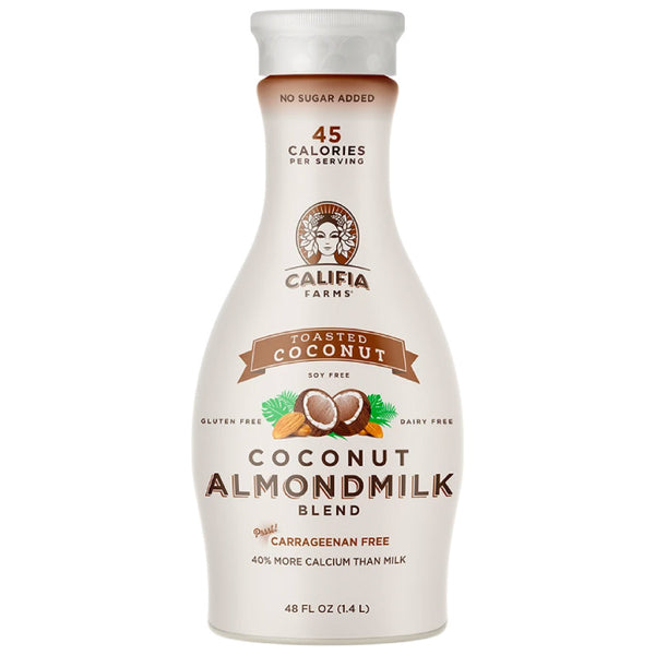 Califia Farms, Toasted Coconut & Almond Beverage (1.4L)