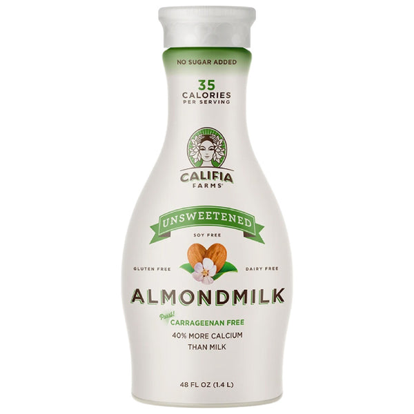Califia Farms, Unsweetened Almond Beverage (1.4L)