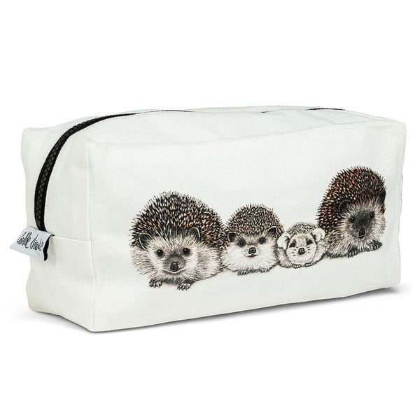 Charlotte Nicolin, Hedgehog Family Square Pouch