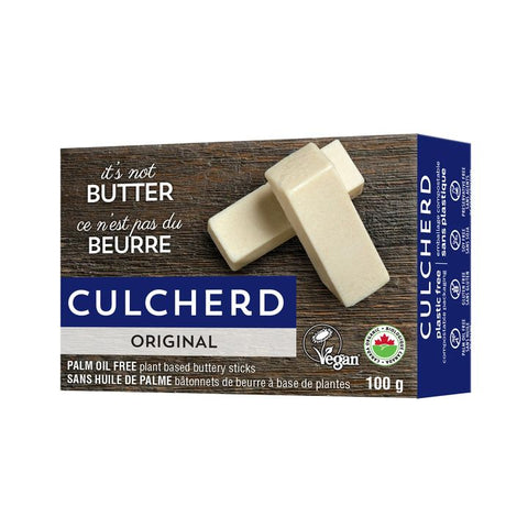 Culcherd, It's Not Butter – Original (100g) | Vegan
