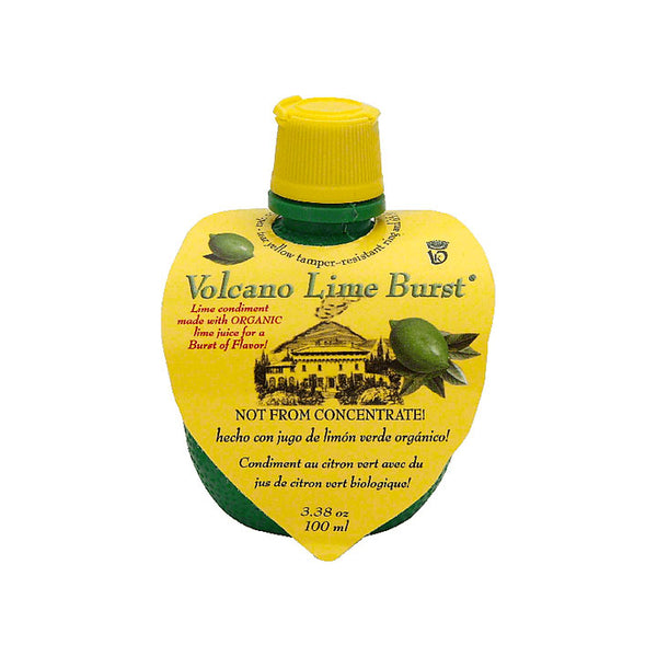 Dream Foods, Organic Volcano Lime Burst (200mL)
