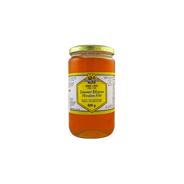 Dutchman's Gold, Pure Honey - Summer Blossom (500g)