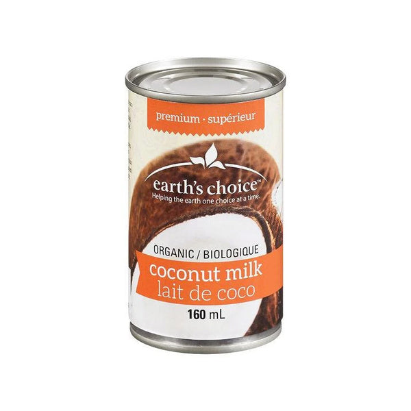 Earth's Choice, Organic Coconut Milk | Premium (160mL)
