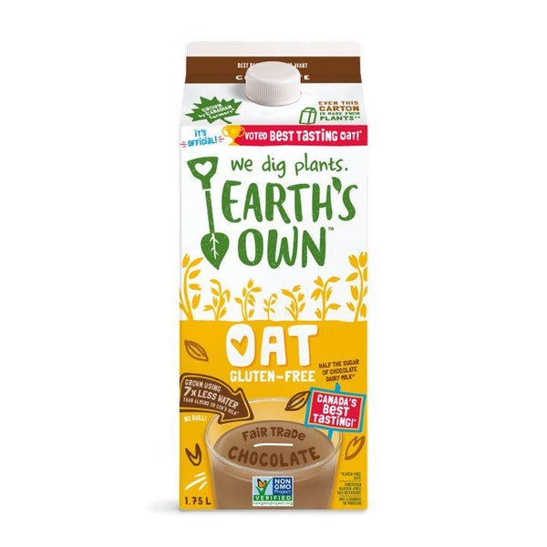 Earth's Own, Oat Chocolate Beverage (1.75L)