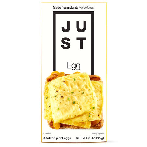 Eat JUST, 4 Folded Plant Eggs (227g) | Vegan