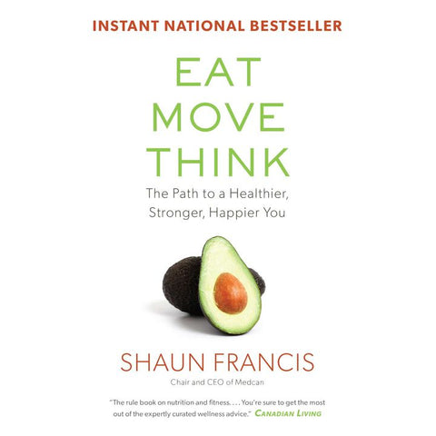 Eat, Move, Think by S. Francis (PB, pp. 224)
