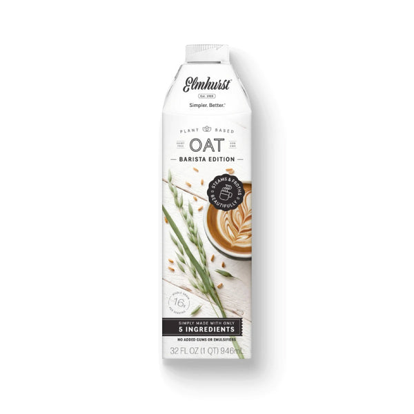 Elmhurst, Oat Milk | Barista Edition (946mL)