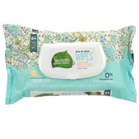 Seventh Generation, Free & Clear Baby Wipes (64 Count)