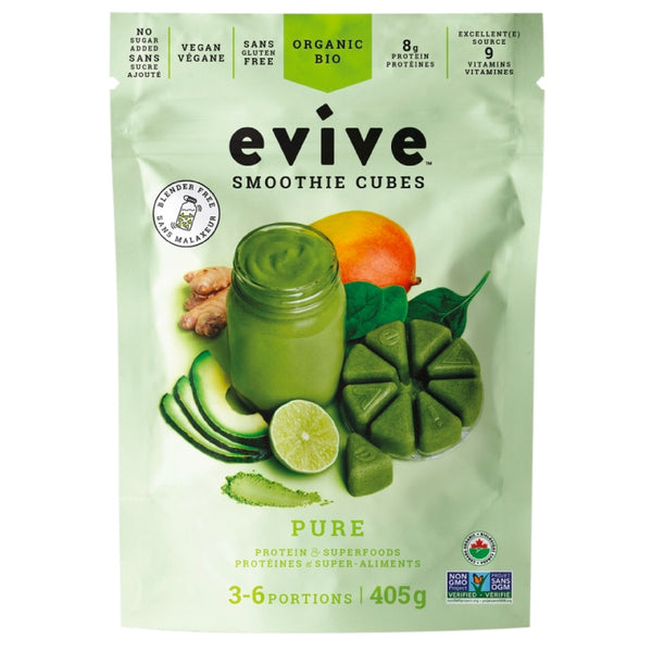 evive, Pure Smoothie Cubes (405g)