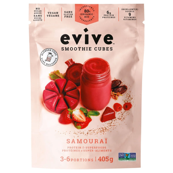 evive, Samourai Smoothie Cubes (405g)