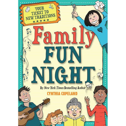 Family Fun Night: 2nd Edition By C. Copeland (PB, pp. 252)