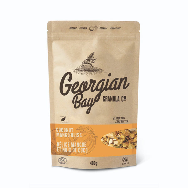 Georgian Bay Granola Company, Coconut Mango Bliss (400g)
