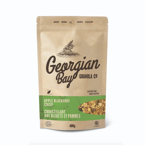 Georgian Bay Granola Company, Organic Apple Blueberry Crisp (400g)