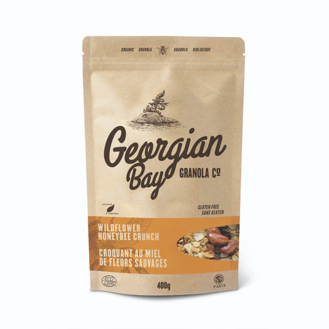 Georgian Bay Granola Company, Organic Wildflower Honeybee Crunch (400g)