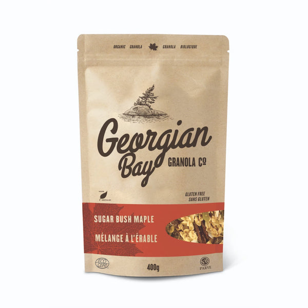 Georgian Bay Granola Company, Organic Sugar Bush Maple (400g)