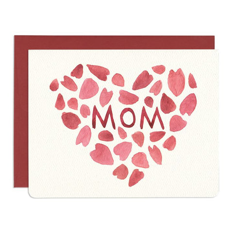 Gotamago, Sakura Mom Greeting Card