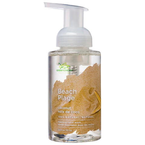 Green Cricket, Coconut Foaming Hand Wash (300mL)